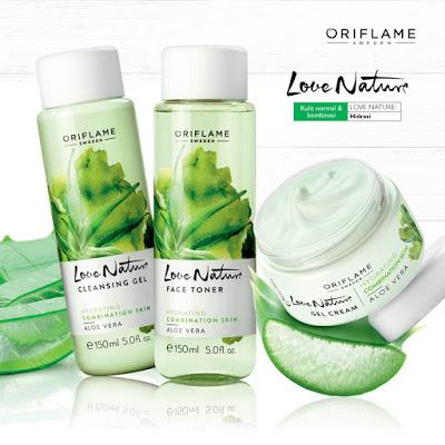 Review Produk Love Nature Aloe Vera Oriflame Judul Situs